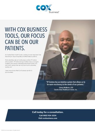Charles Drew Health Center, Inc. – A Proud Partner of Cox Business