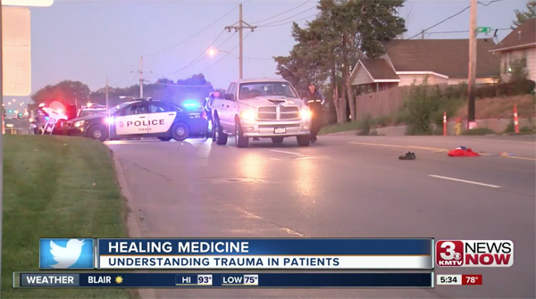 Clinic improves care by understanding trauma